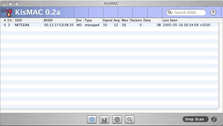 KISMAC 0.3.3 TÉLÉCHARGER