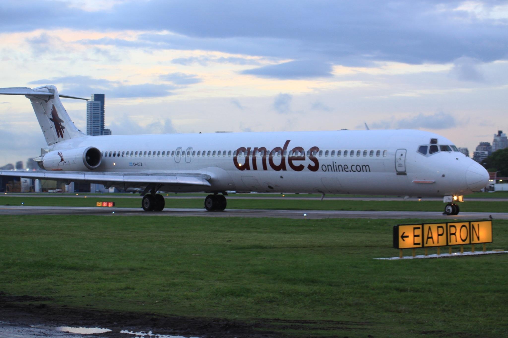 Resultado de imagen para Andes Líneas Aéreas airgways.com
