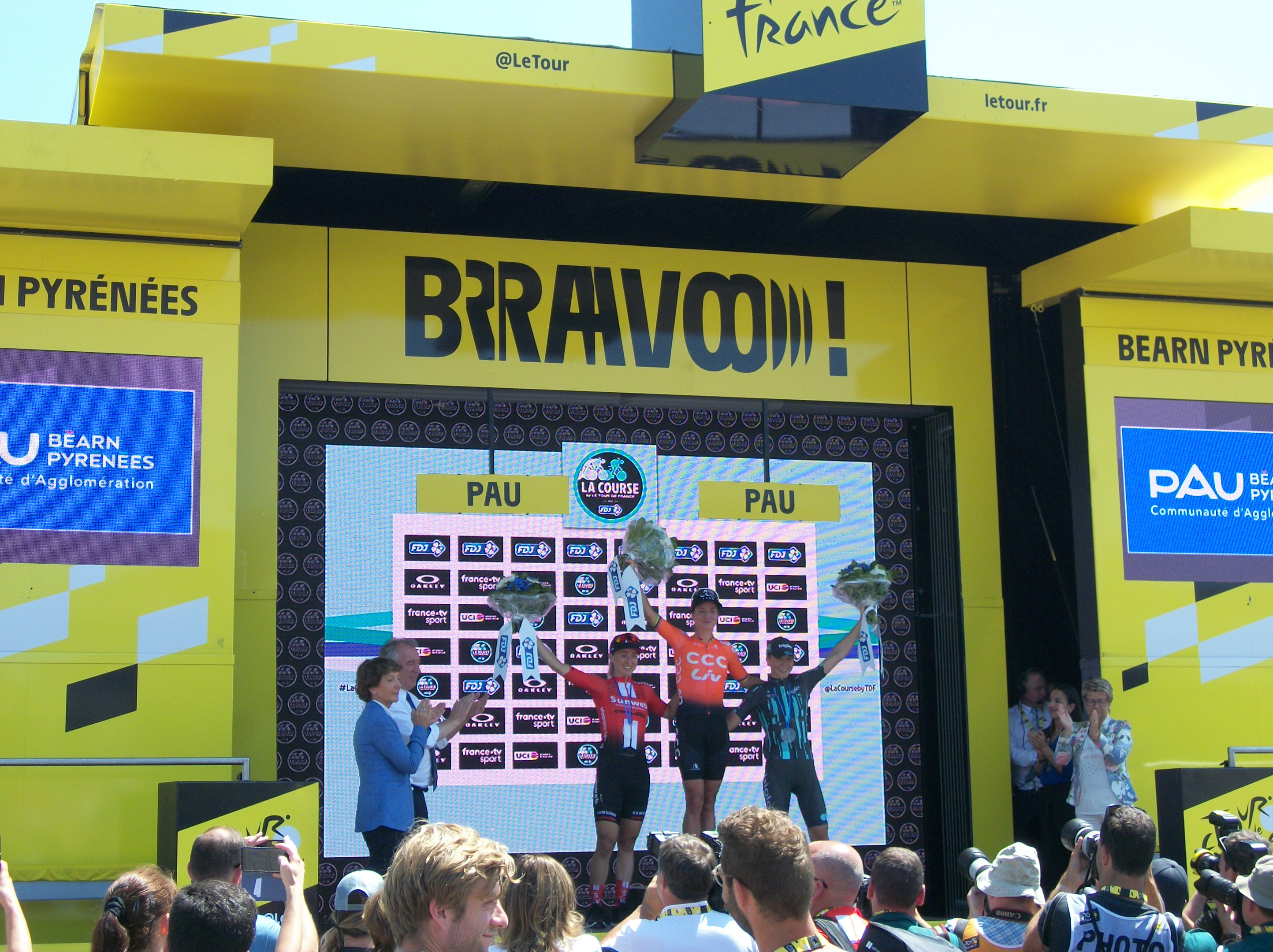 Calendario Tour De France 2019.La Course By Le Tour De France 2019 Wikipedia La