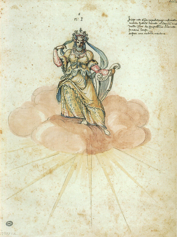 Intermedien für La pellegrina – Wikipedia