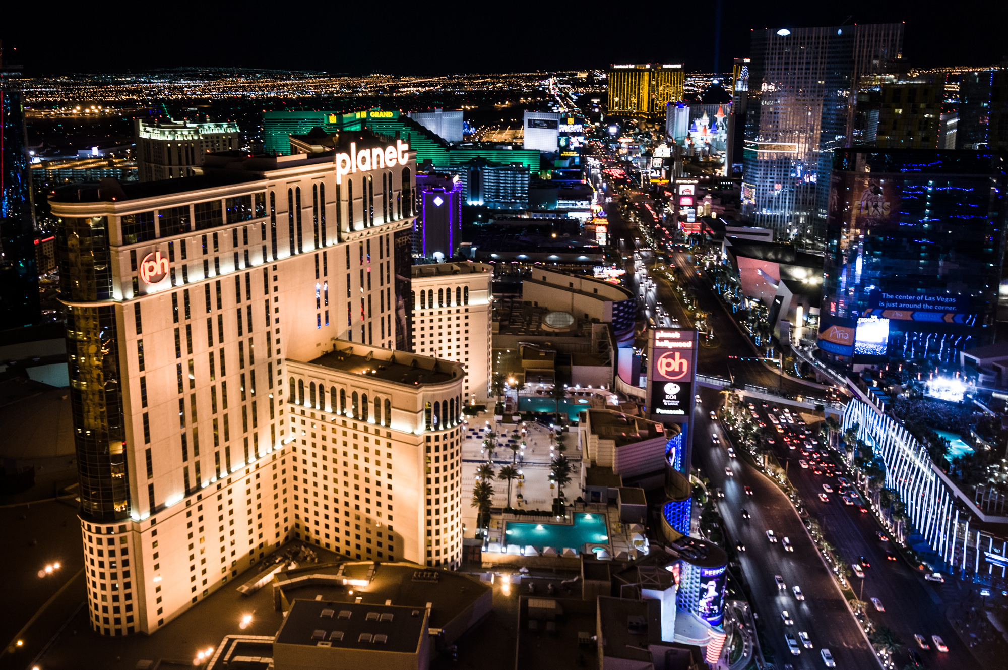 Book A Room At Planet Hollywood Las Vegas