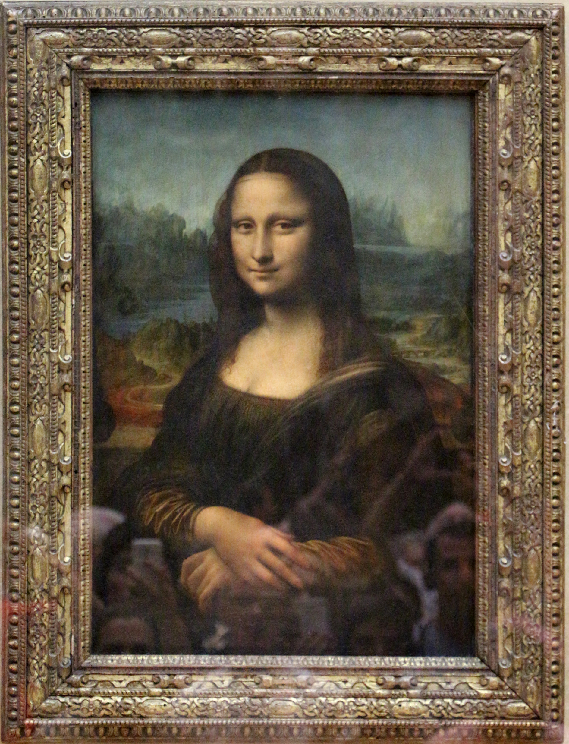 Fichier:Leonardo da vinci, la gioconda, 1503-06 circa.jpg ...