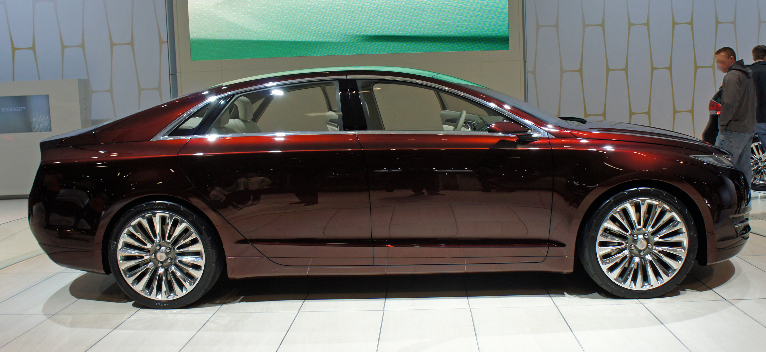 File:Lincoln MKZ concept WAS 2012 0509.JPG - Wikimedia Commons