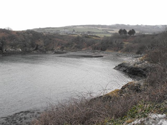 Llaneilian Bay - geograph.org.uk - 1106911