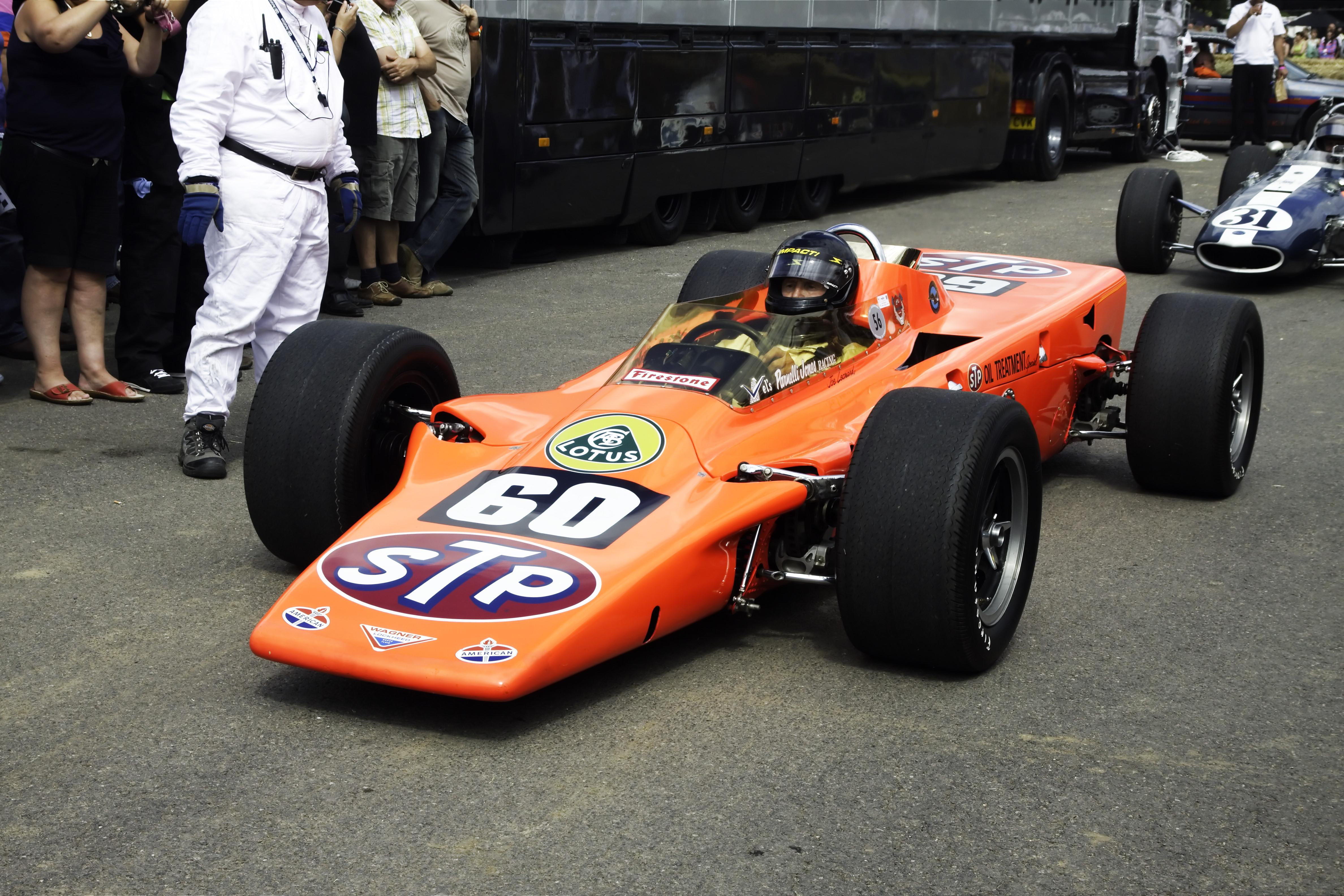 File:Lotus-Pratt ^ Whitney 56 STP Special - Flickr ...