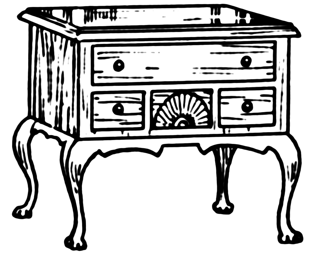 Lowboy wikipedia for Meuble chippendale