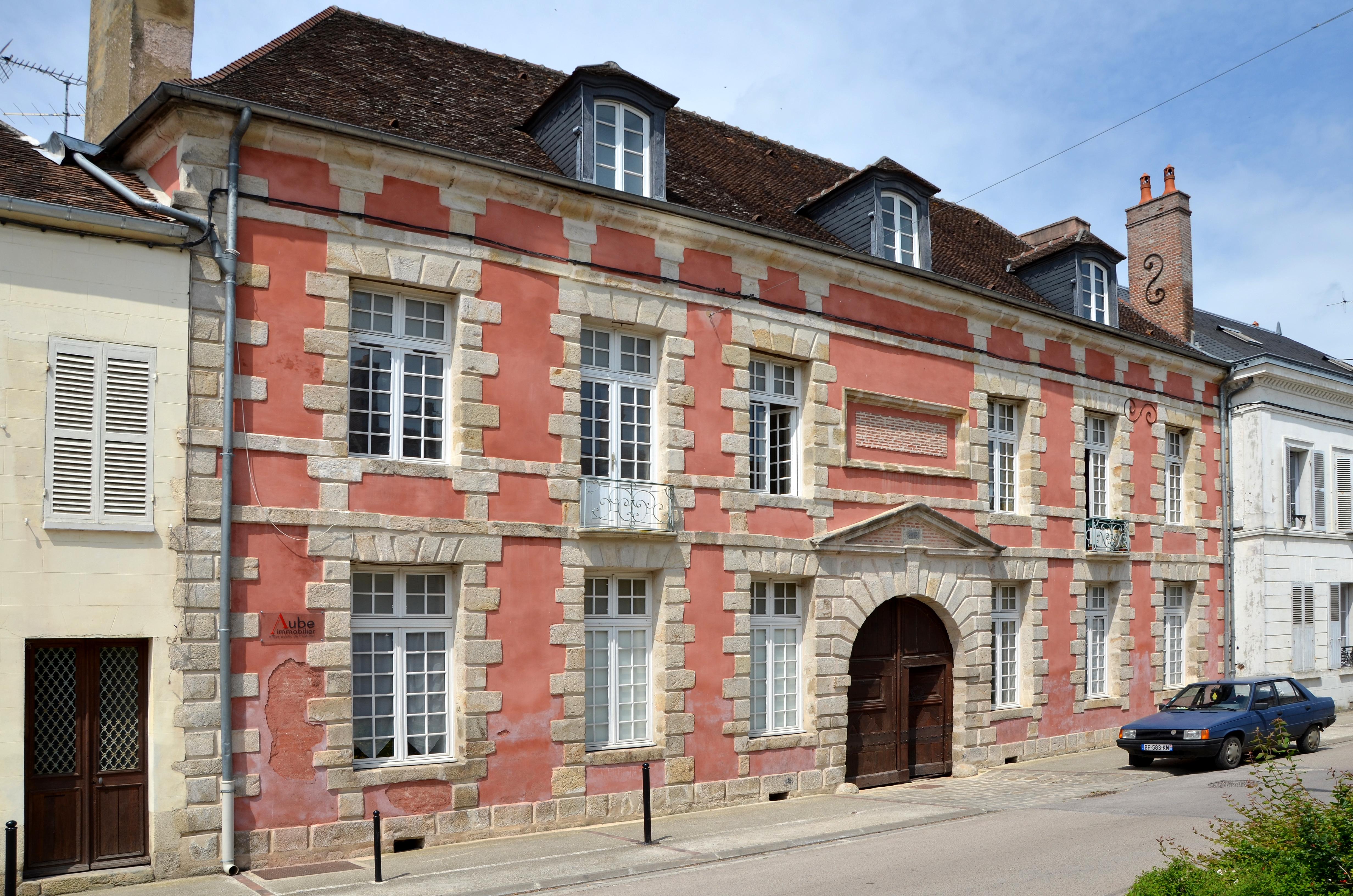 File maison du 17 me si cle villenauxe la grande dsc0091 for Architecture 17eme siecle