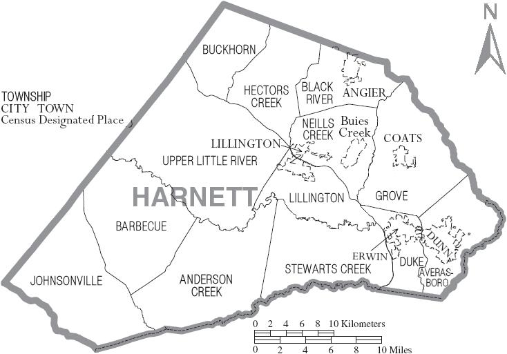 Harnett County, North Carolina - Wikipedia, the free encyclopediaharnett county