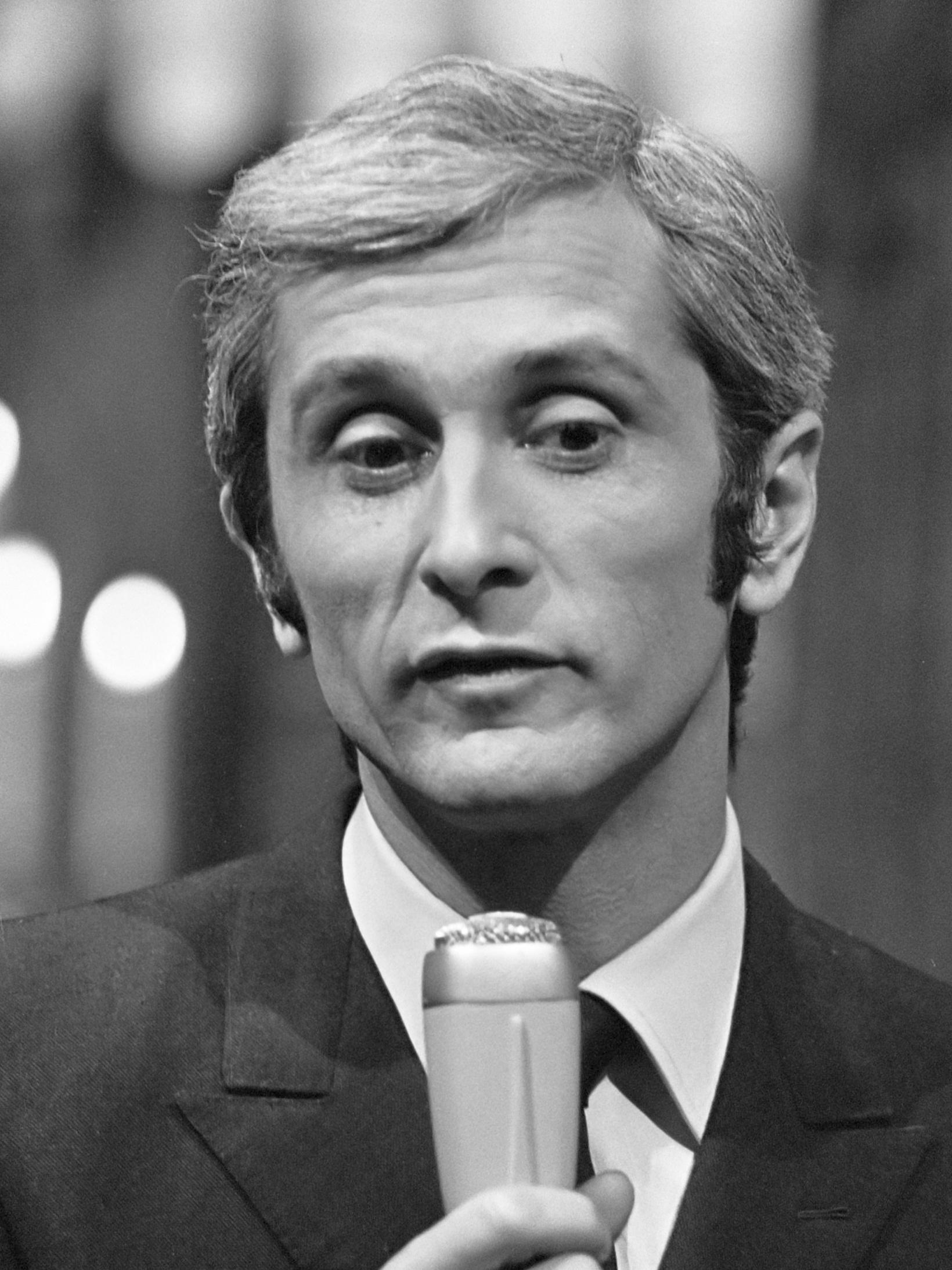 Marcel Amont en 1969.