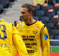 Marcus Pode Swedish footballer