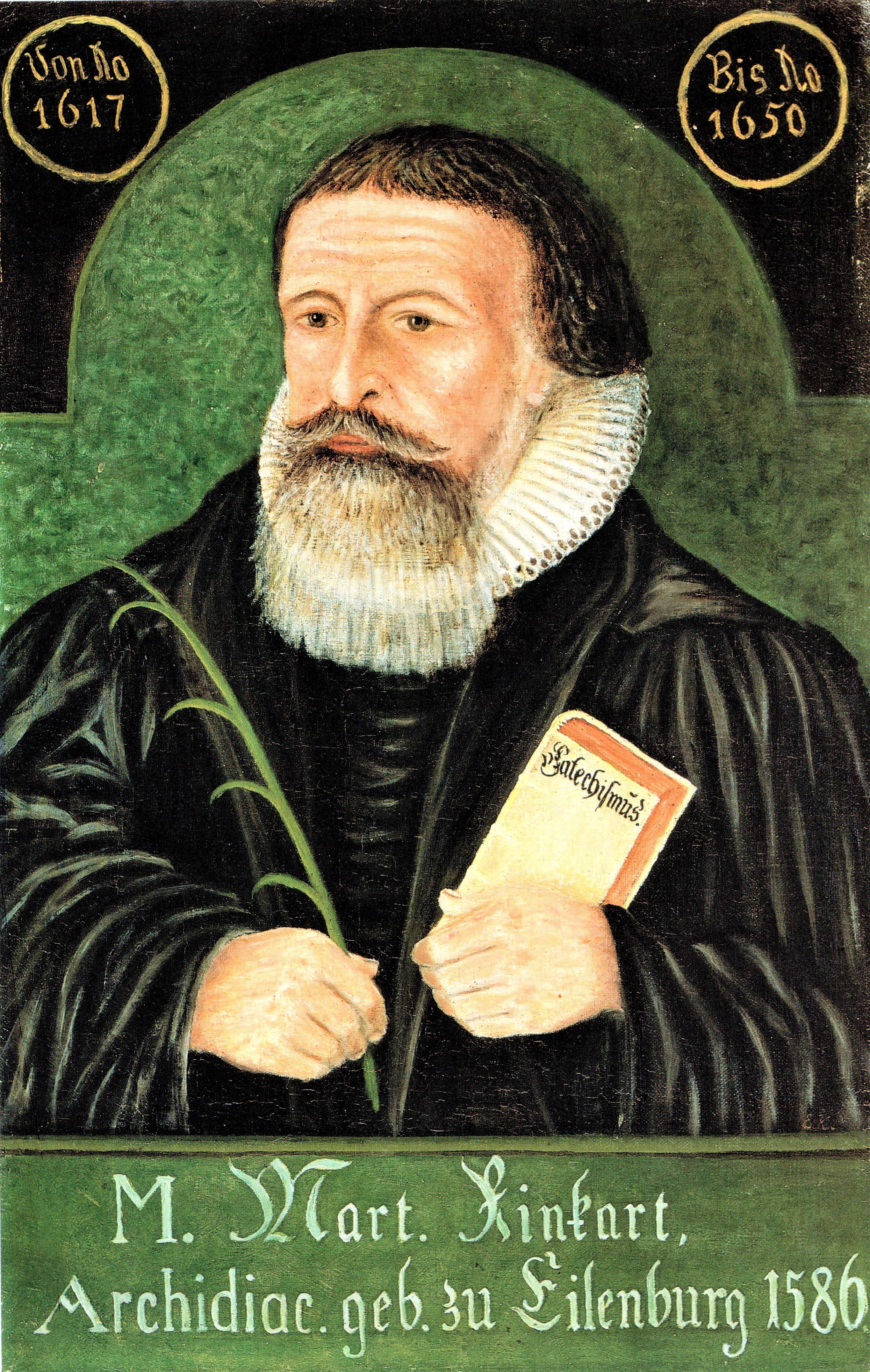 Martin Rinkart (1586–1649)