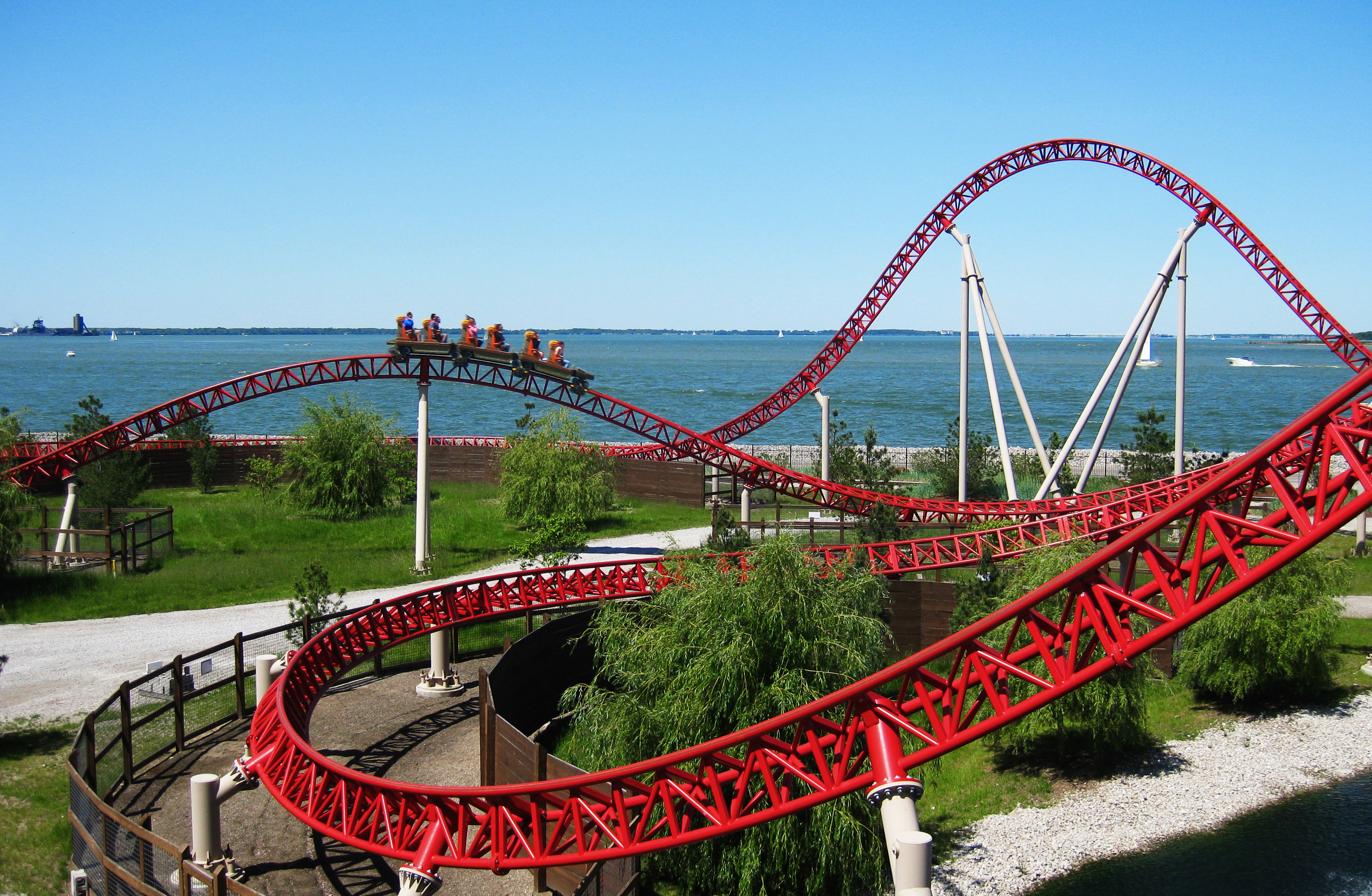 Maverick w Cedar Point
