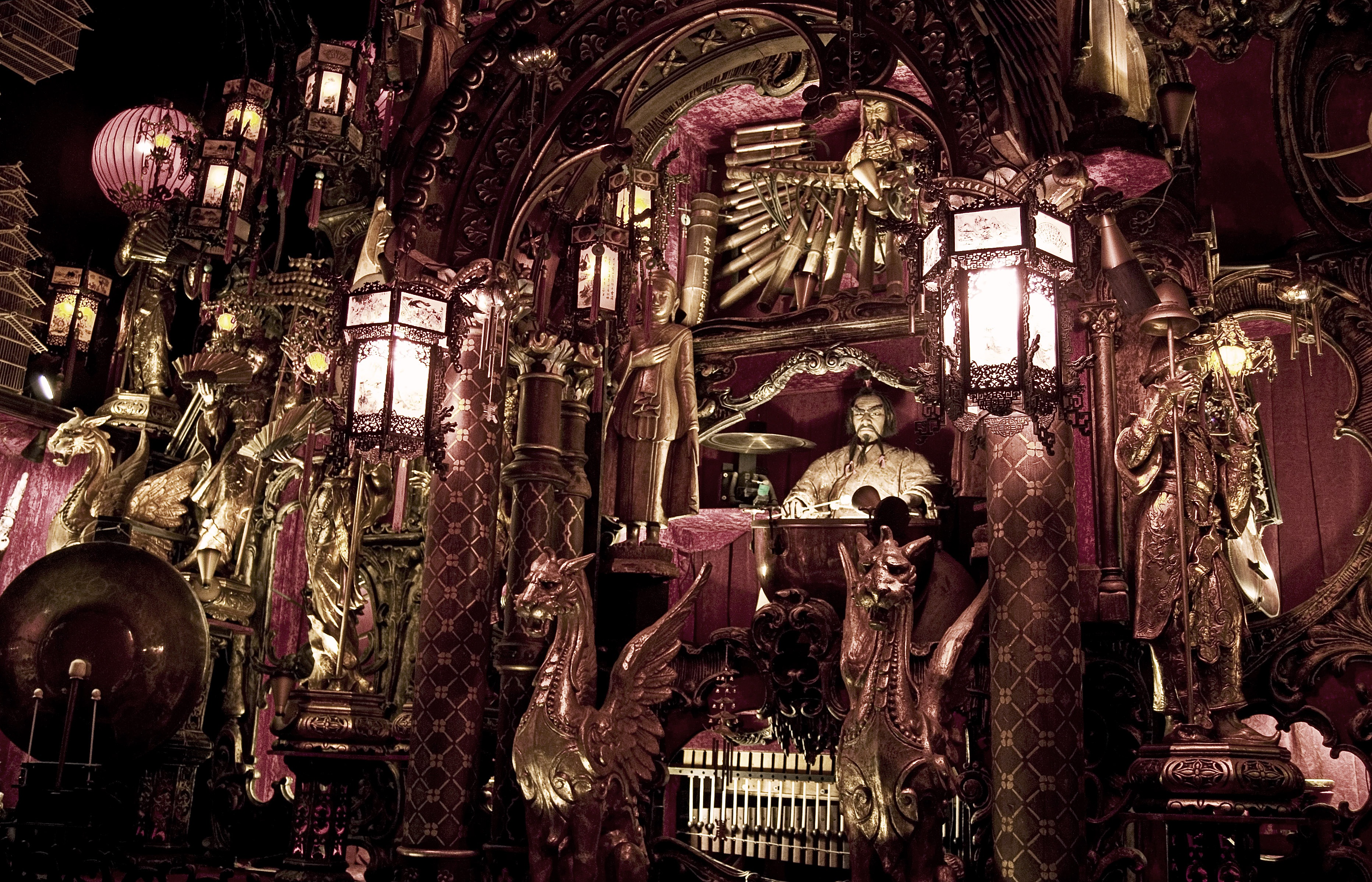 House on the rock flickr photo sharing - File Mikado House On The Rock Jpg