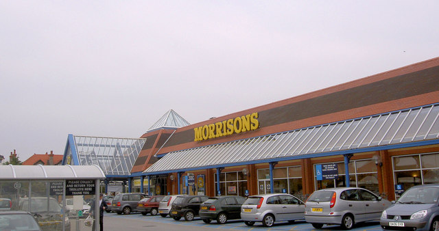 File:Morrisons supermarket West Kirby - geograph.org.uk - 578711.jpg