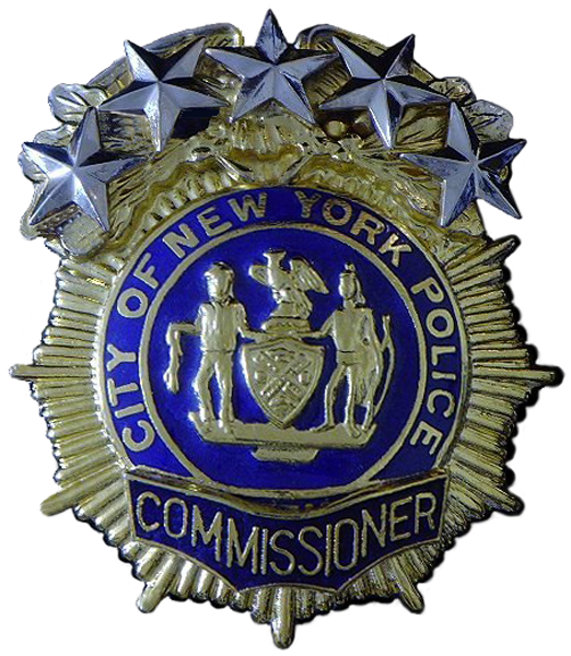 Police Commissioner Salary New York City