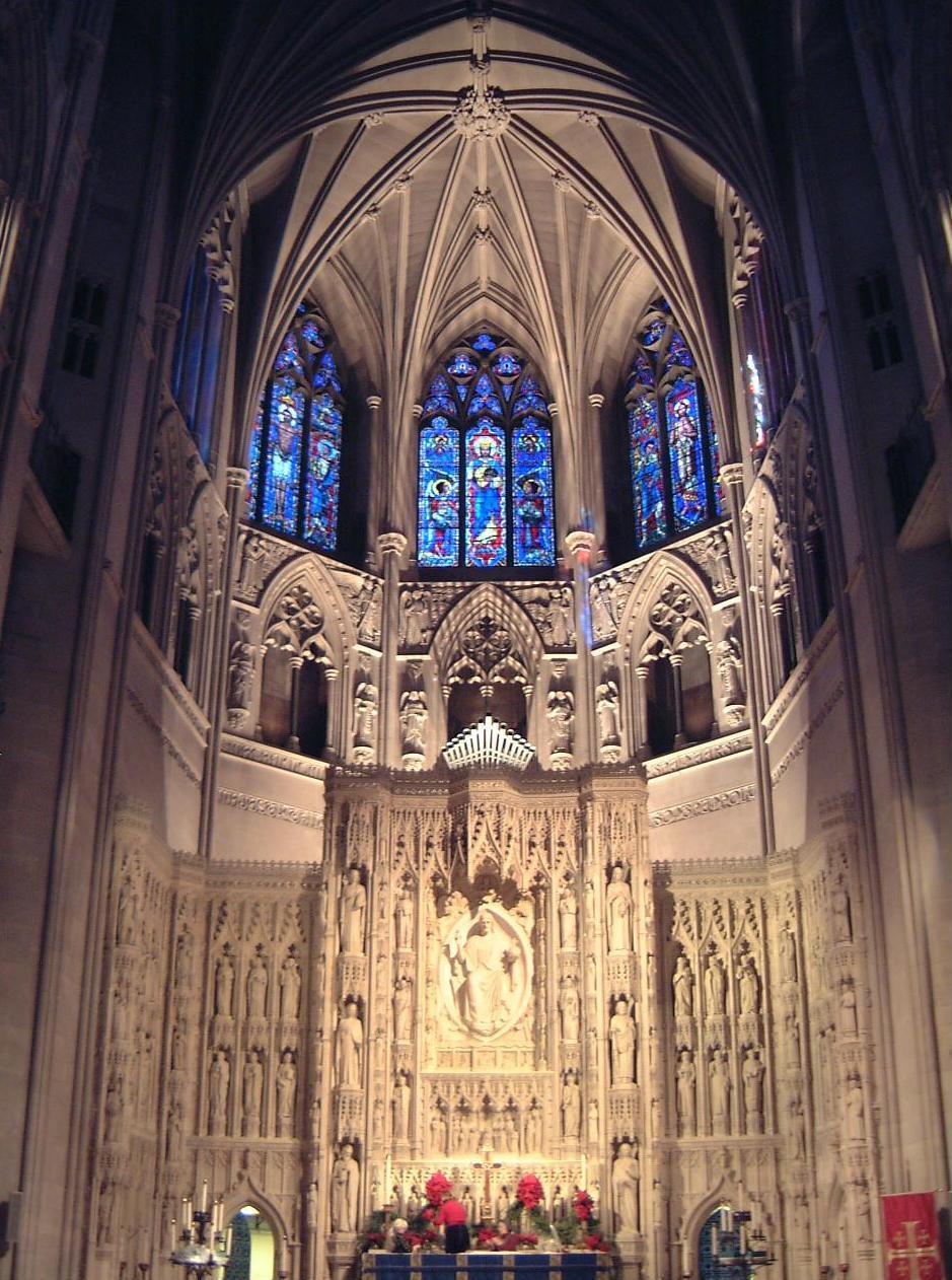 Washington Dc National Cathedral Tours