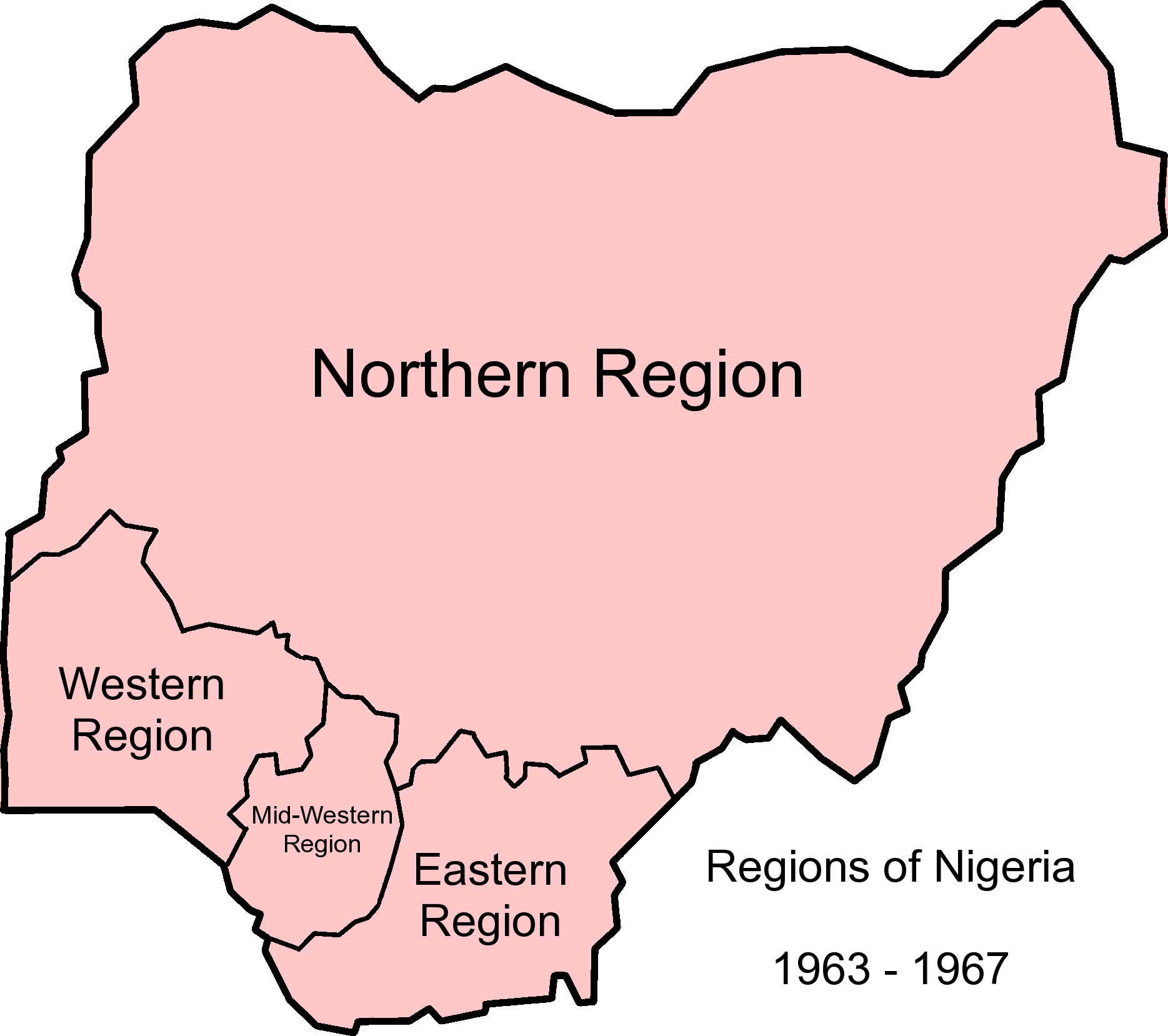 three major regions of nigeria Nigeria's national parks  by the humid tropical rainforests whereas the mangrove covers the coastal regions  nigeria it is divided into three major.