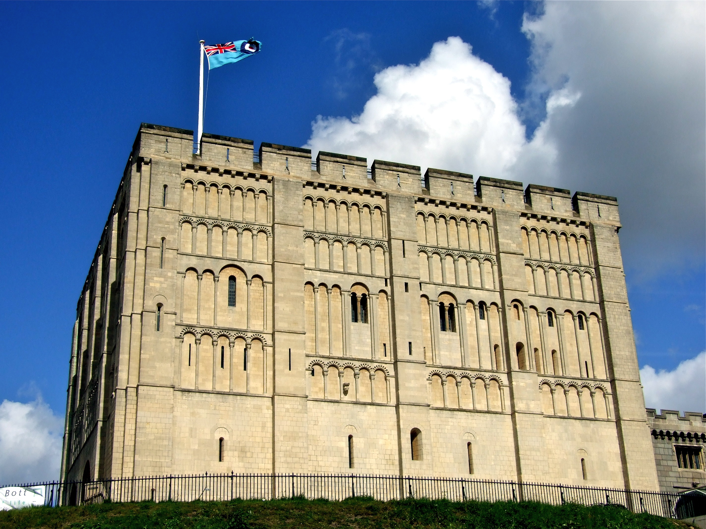Best Castles In England: Norwich Castle