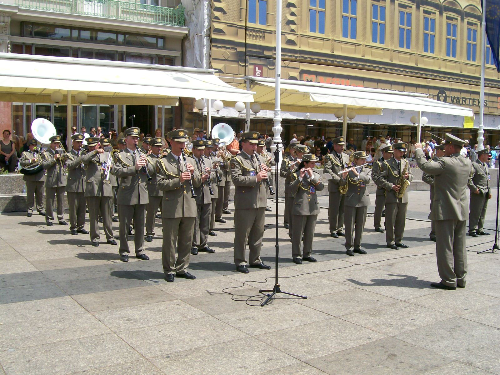 Croatian Armed Forces Band - Wikipedia