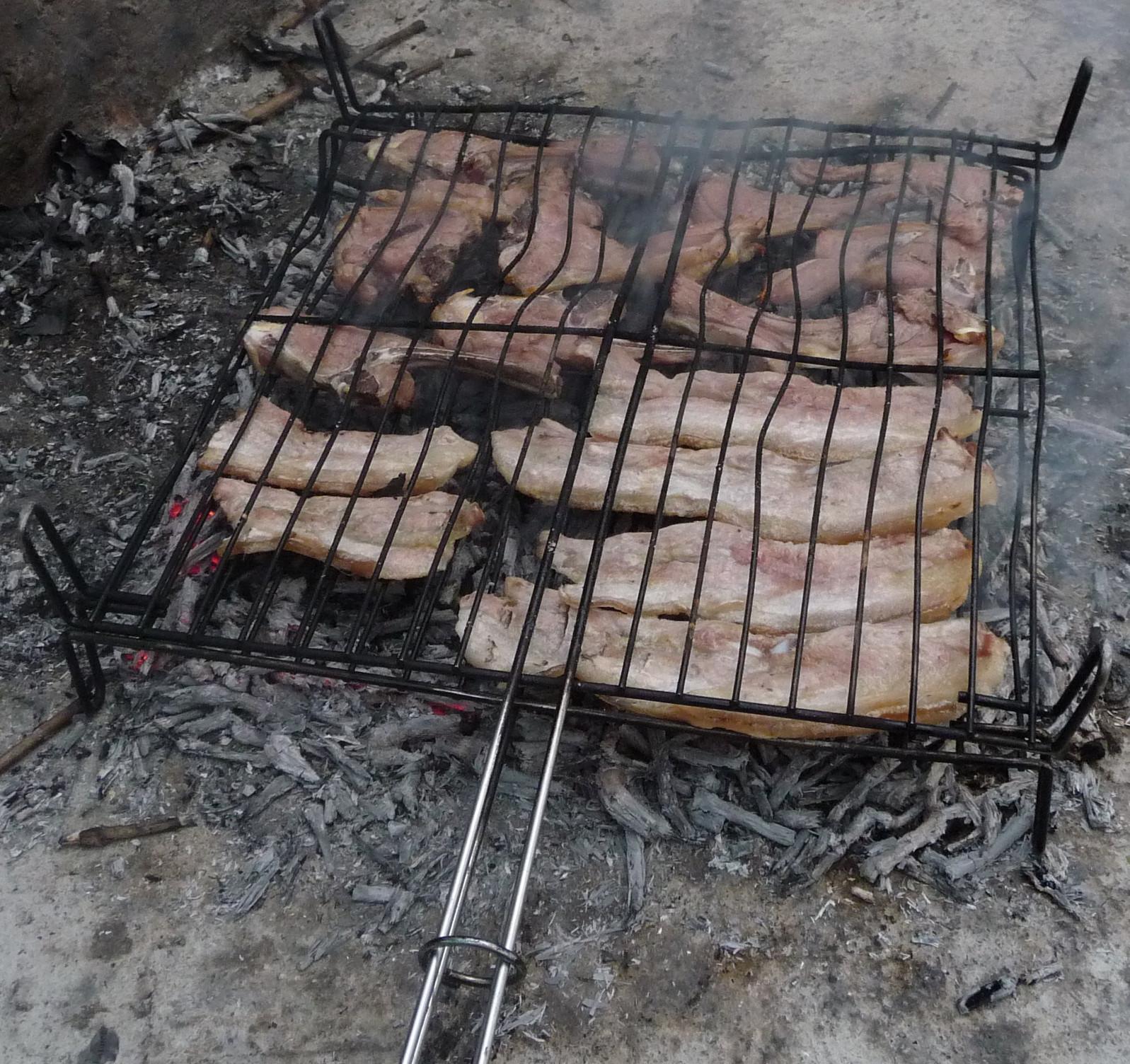 Depiction of Chuletillas al sarmiento