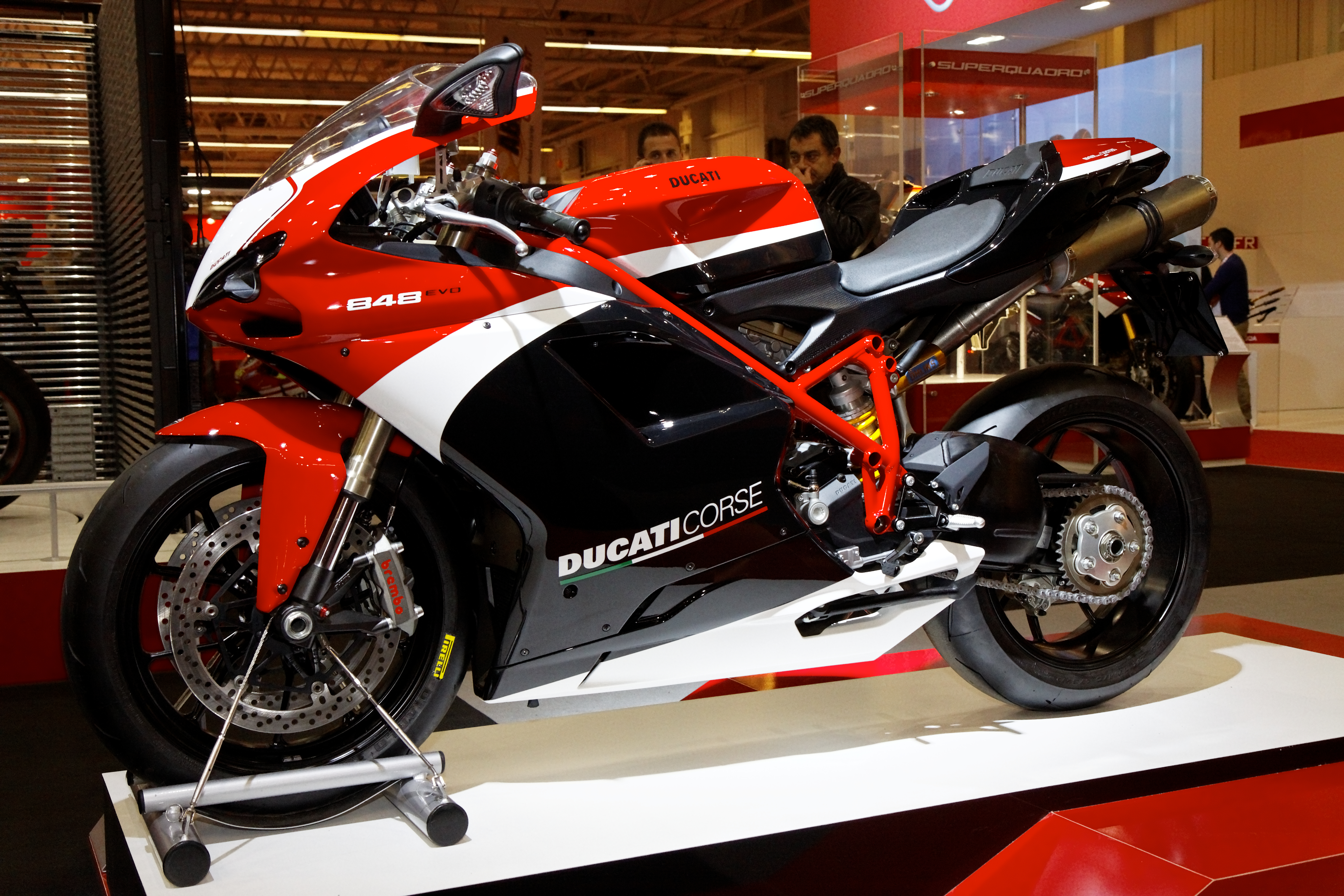 What Is A Ducati Superbike