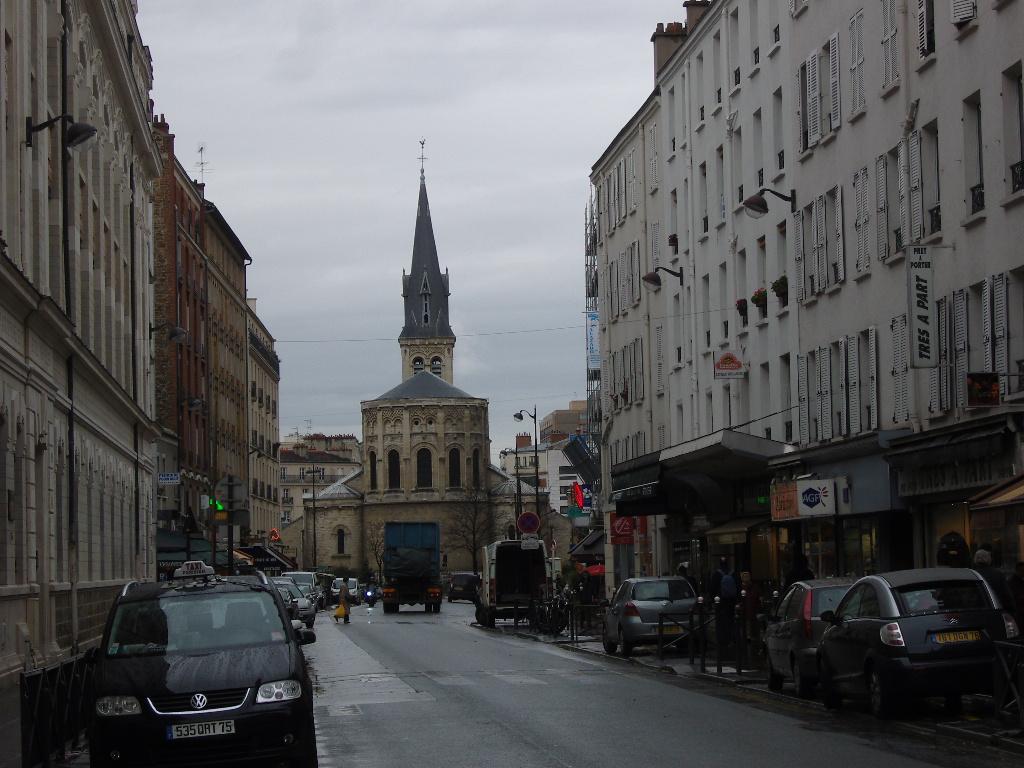 Rue de patay wikip dia - Liste magasin paris nord 2 ...