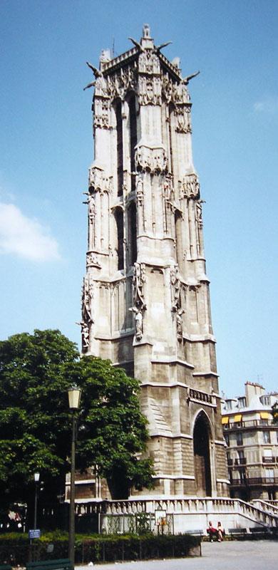 File paris tour st wikimedia commons - Tour saint jacques paris ...