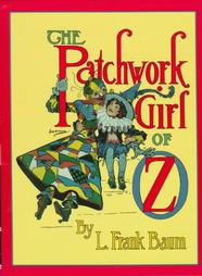 The Patchwork Girl of Oz cover