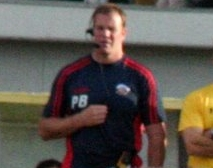 Paul Broadbent English rugby league footballer, and coach