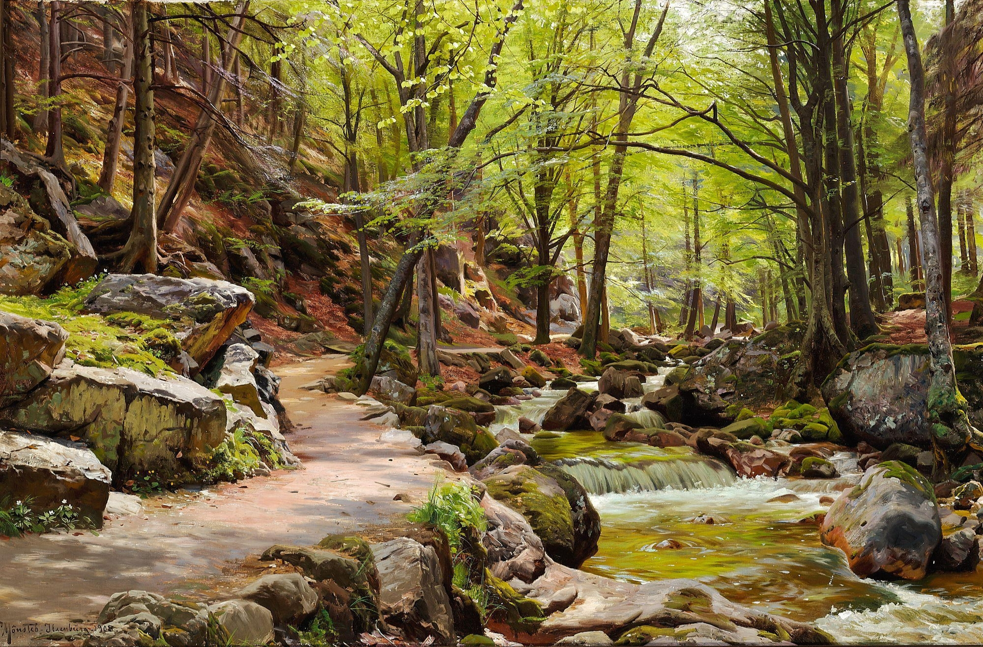 Inspiration - Pedar Mork Monsted