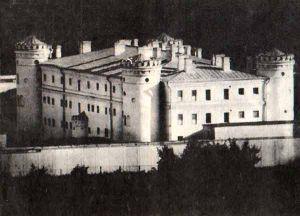 Pishchalauski Castle