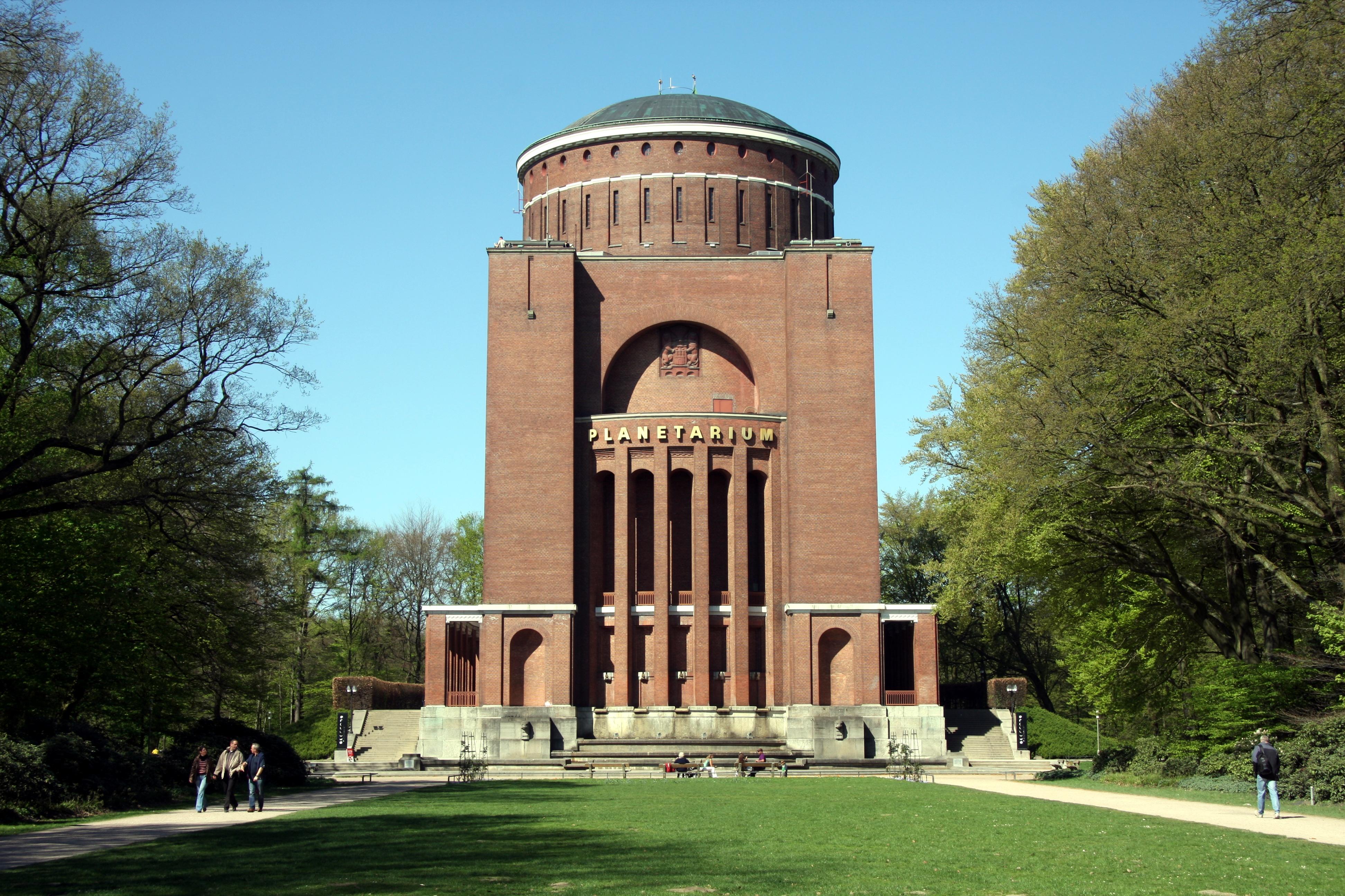 File:Planetarium Hamburg.JPG - Wikimedia Commons  File:Planetariu...