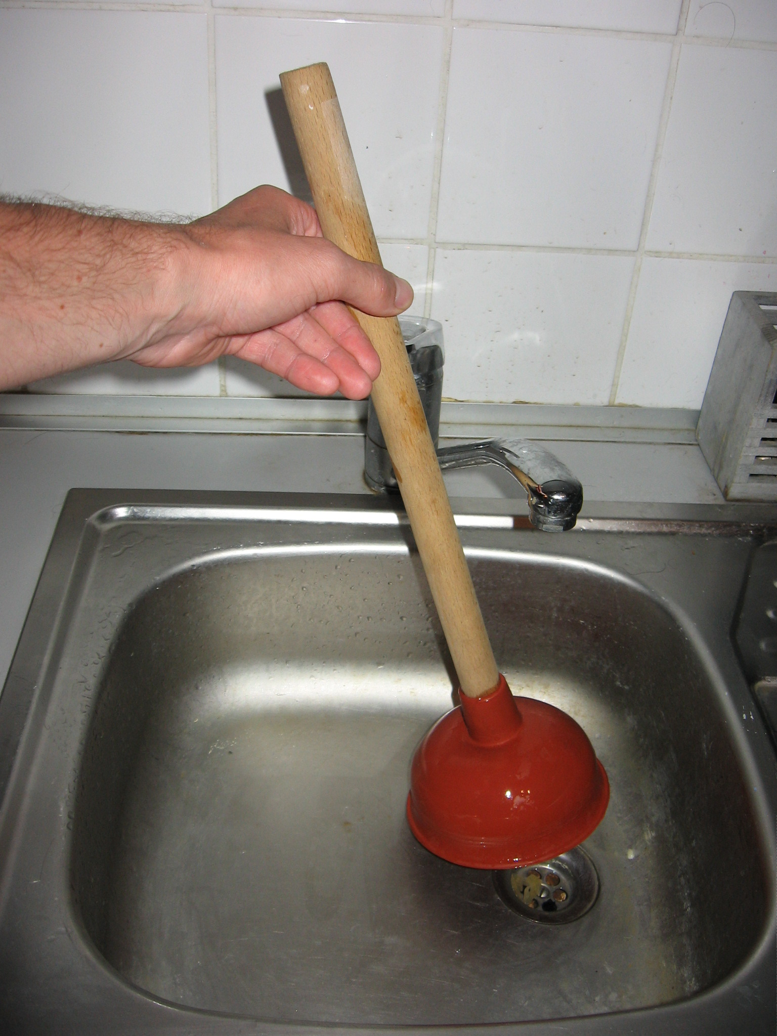 Saugglocke Sanitartechnik Wikipedia