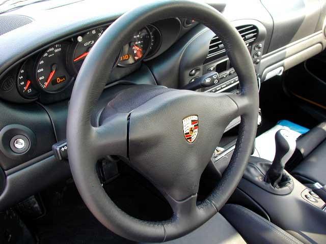 File porsche 911 gt3 996 2003 steering for Porsche 996 interieur