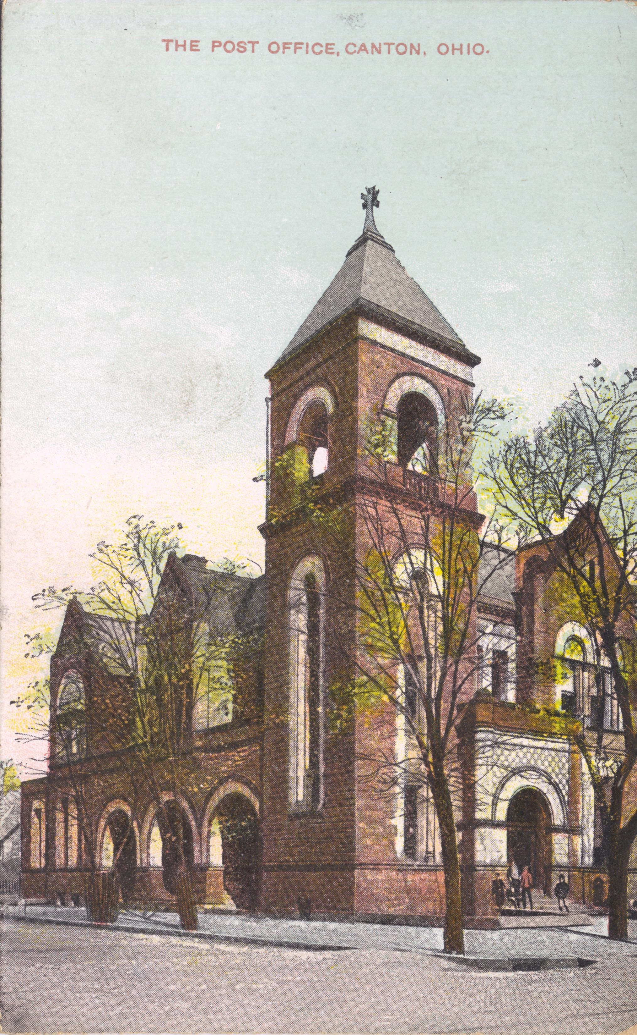 File:Post Office, Canton, Ohio. (13904272007)