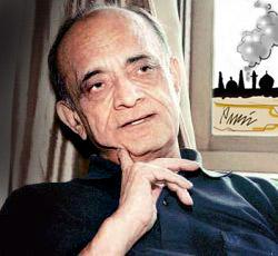 Rajinder Puri Indian cartoonist