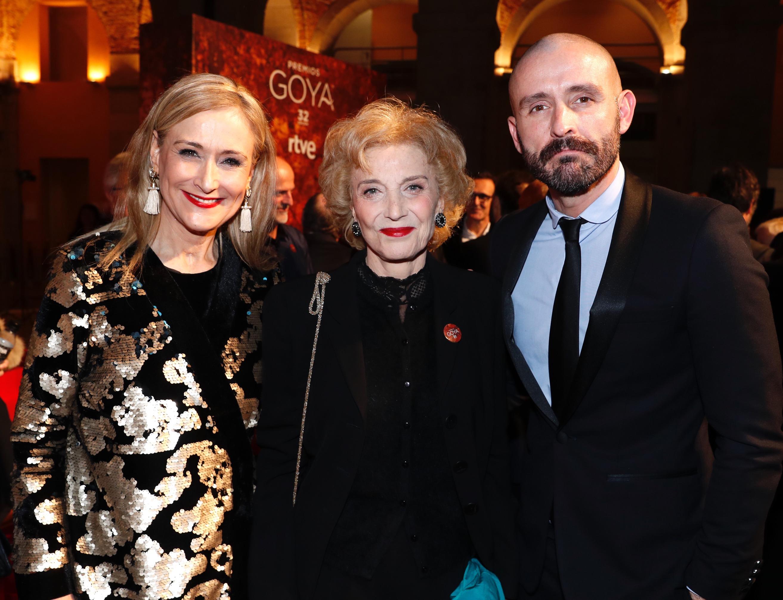 Файл:Recepción a los nominados a los Premios Goya 2018 01