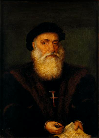 Vasco de Gama, the great explorer