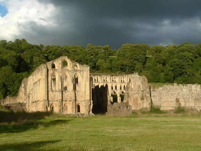Rievaulx Abbey - geograph.org.uk - 1077143