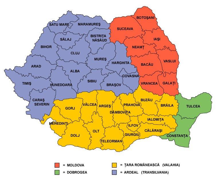 File:Romania 4Regions.png - Wikimedia Commons