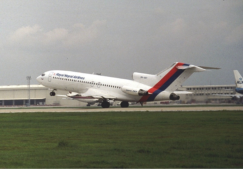 Royal Nepal Army Royal Nepal Airlines Boeing
