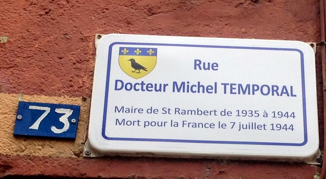 Rue Michel-Temporal.