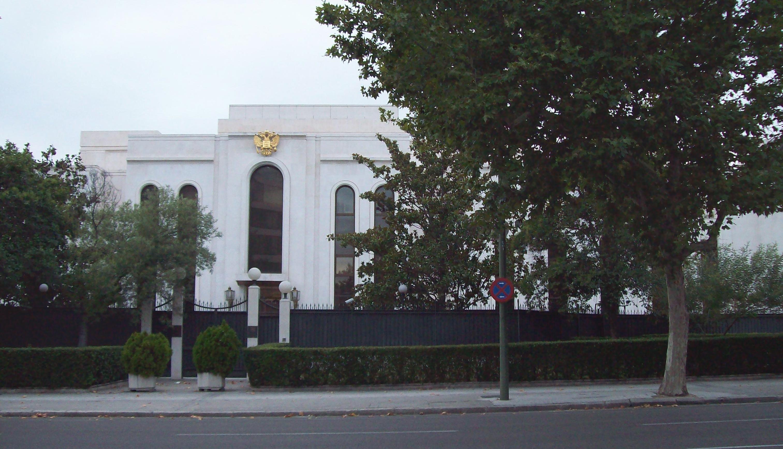 Russian Embassy In Bonn Russian 88