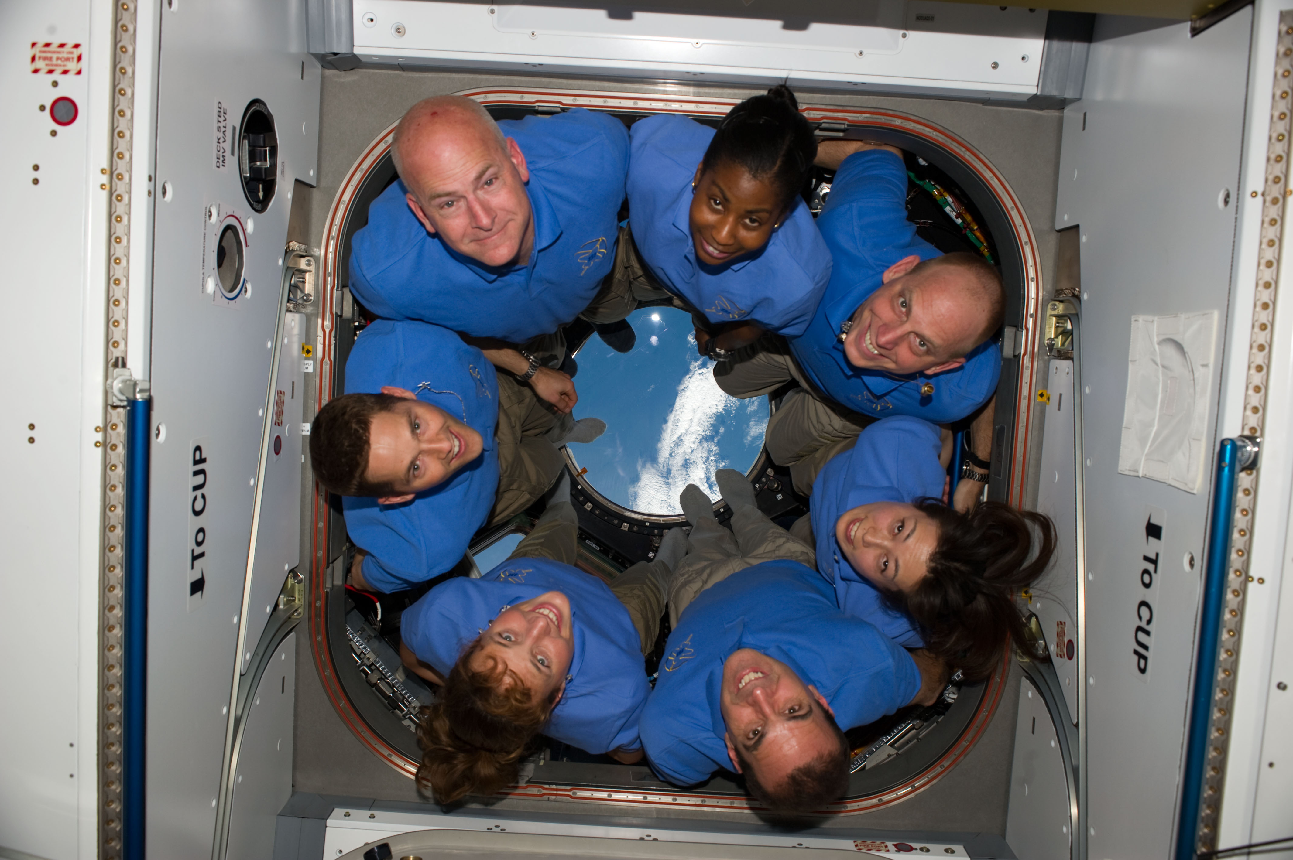 Psychological and sociological effects of spaceflight