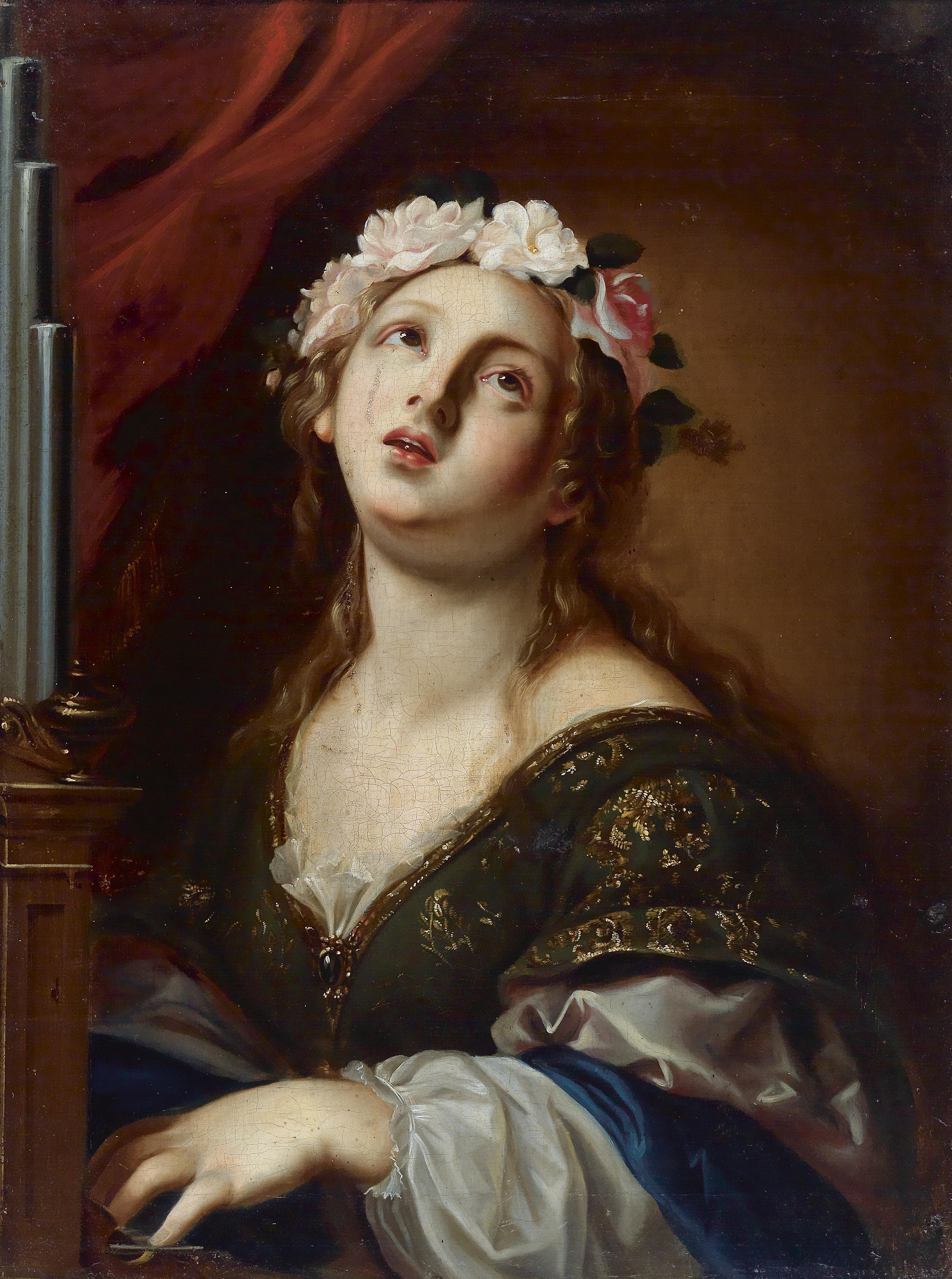 File:Saint Cecilia (Florence 17th century).jpg - Wikimedia ...