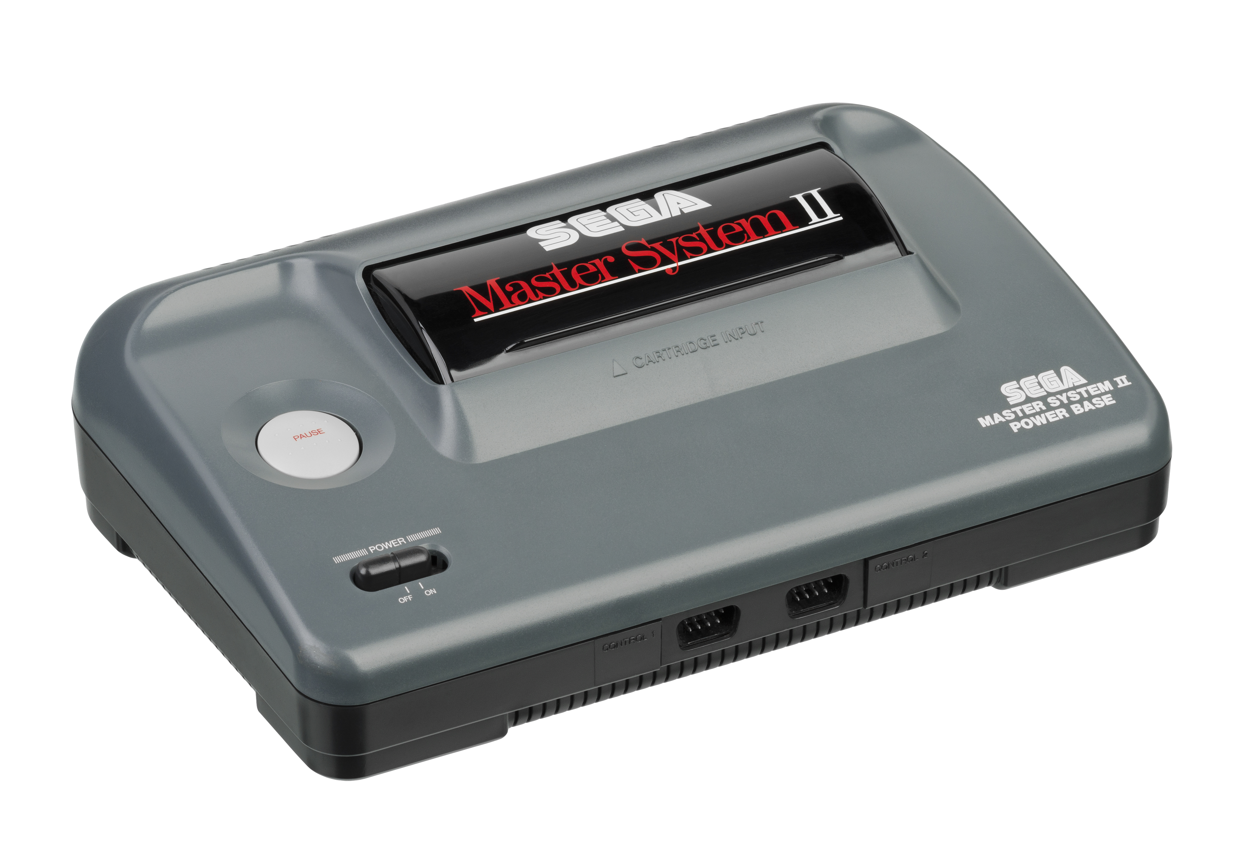 economized version of the Master System, with omitted the card slot and non-RF video out. It came a game or two built into the system, which depended on the region