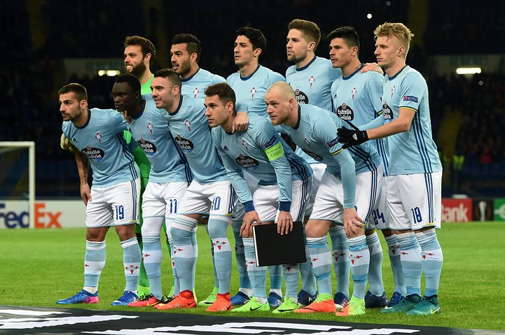Image result for celta vigo squad