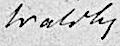 Signatur Max von Waldberg.PNG