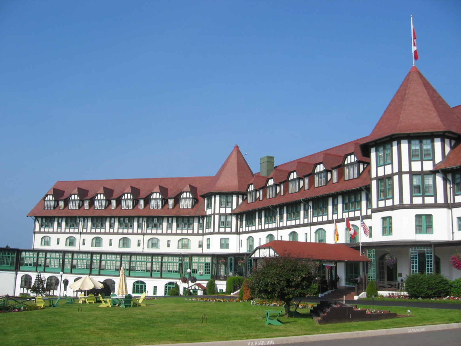 St Andrews Nb Hotels