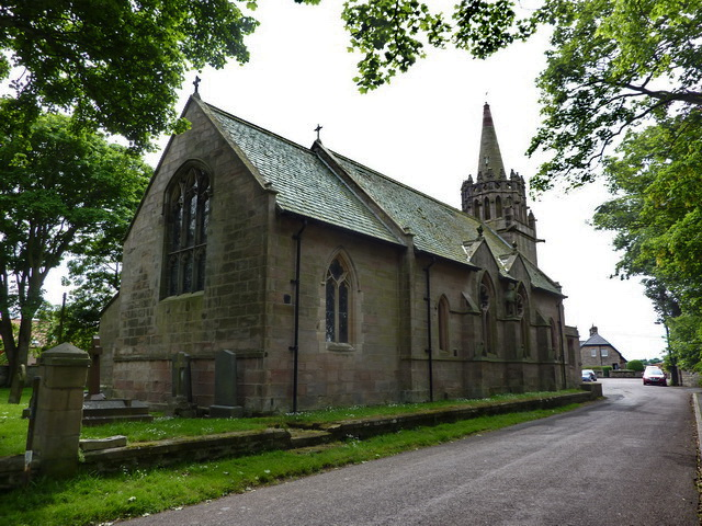 File:St Ebba Church, Beadnell (geograph 2150059).jpg